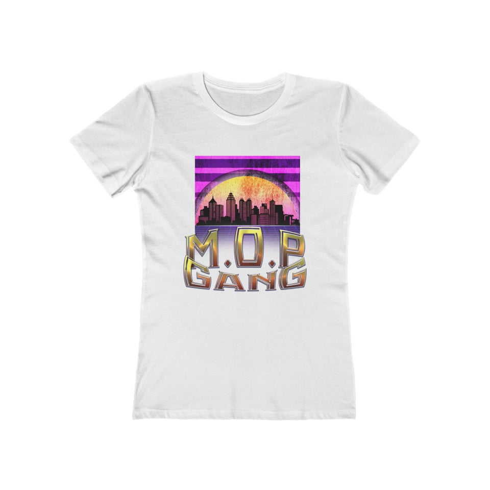 M.O.P Gang Women's The Boyfriend Tee