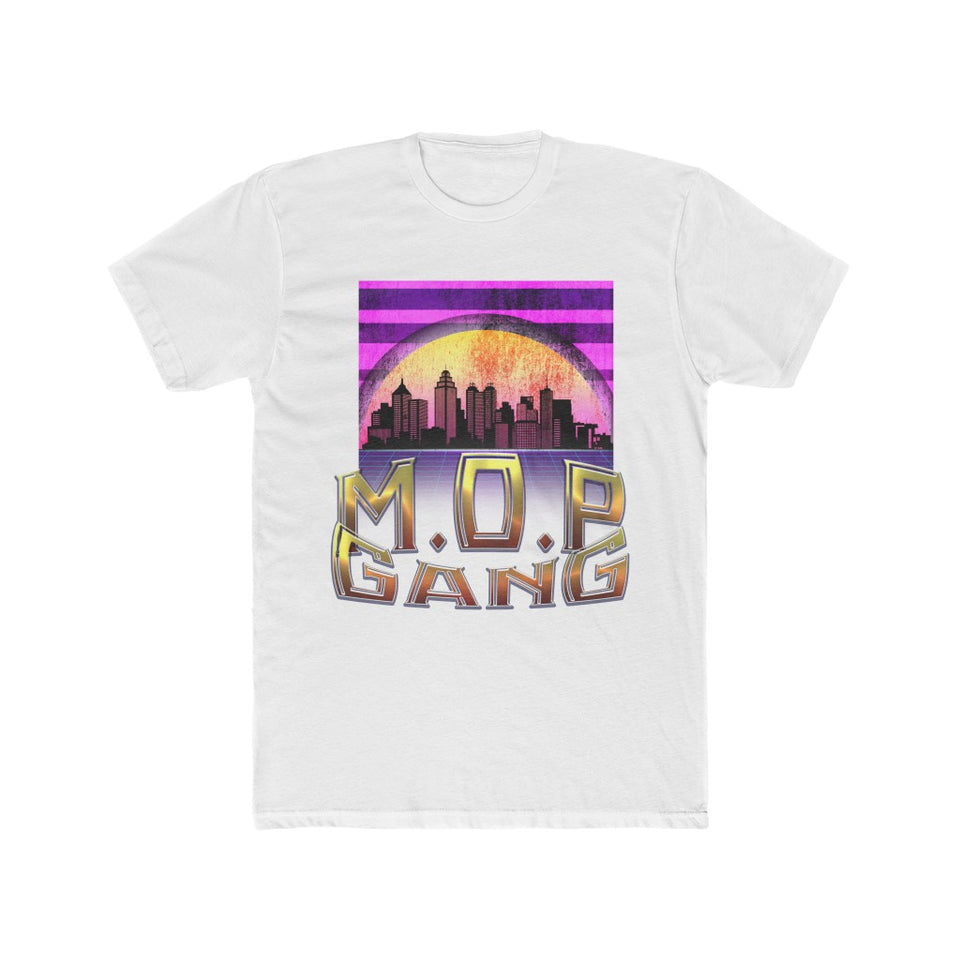 M.O.P Gang Men's Cotton Crew T-shirt