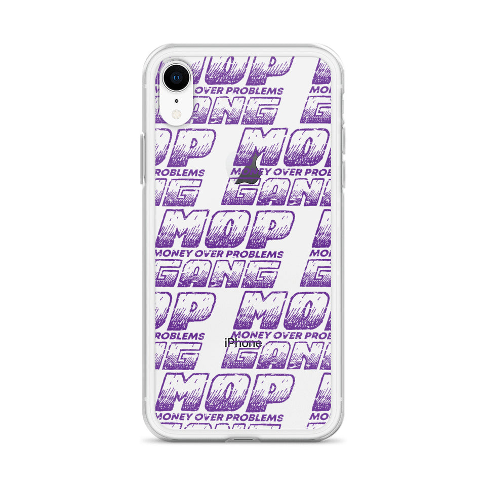 M.O.P Gang iPhone Case