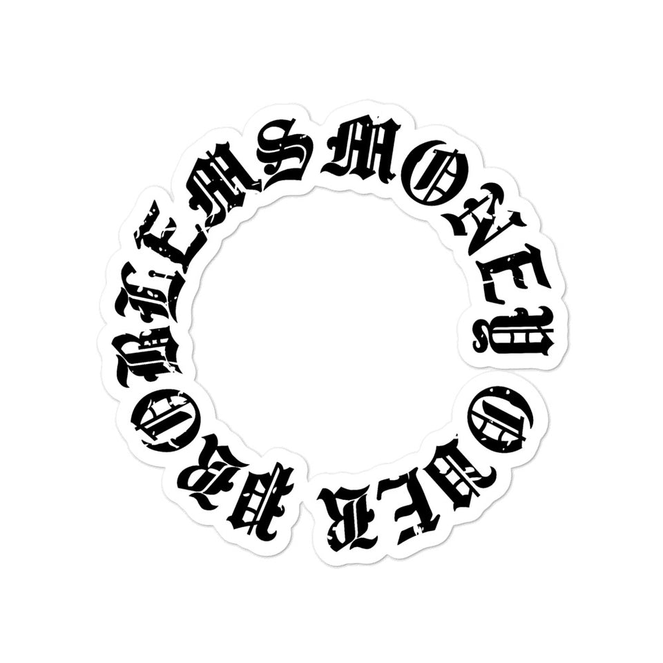 M.O.P Gang Bubble-free Vinyl Stickers