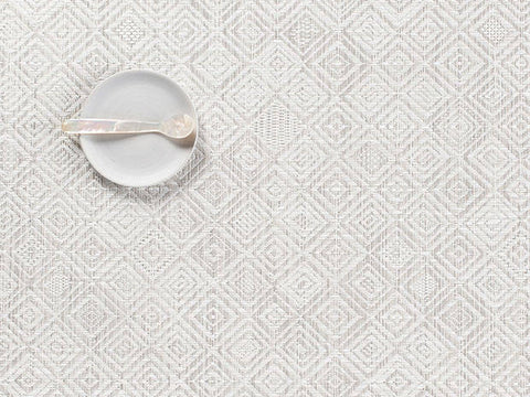 Chilewich - Mosaic Placemat - Grey