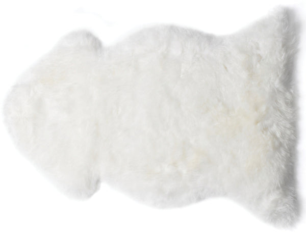 Auckland - Sheepskin - White