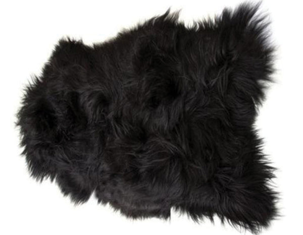 Auckland - Sheepskin - Black