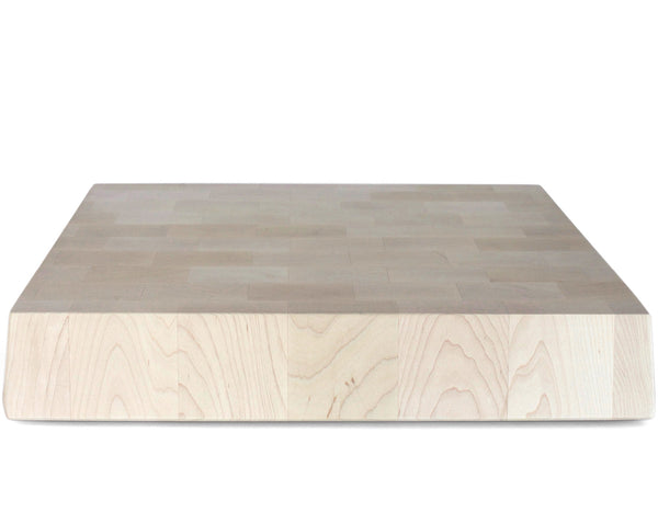 Blackcreek Mercantile & Trading co. -  Square Butcher Block - Blonde Maple