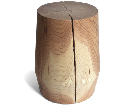 Smoke Stack Stool Natural | Barter