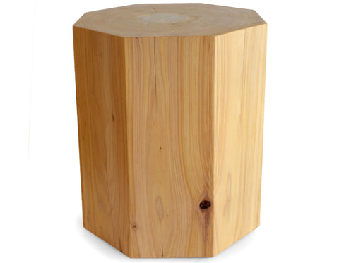Barter - Smoke Stack Stool - Natural