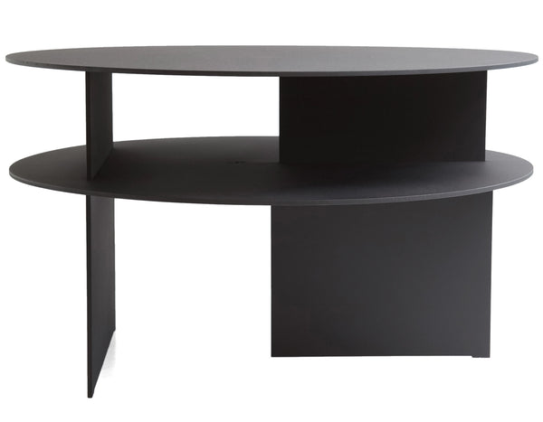 Ben Barber Studio - Sanora Coffee Table - Matte Textured Black