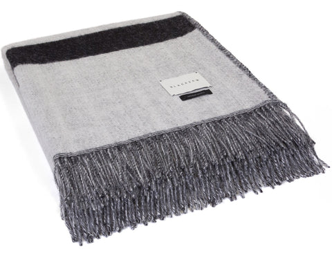 Missoni Home - Sigmund Throw - Black & White