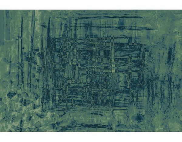 Pauli-Ann Carriere - Svartifoss Series IV - Teal Green