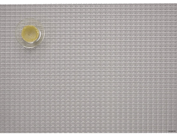 Chilewich - Tellis Placemat – Silver