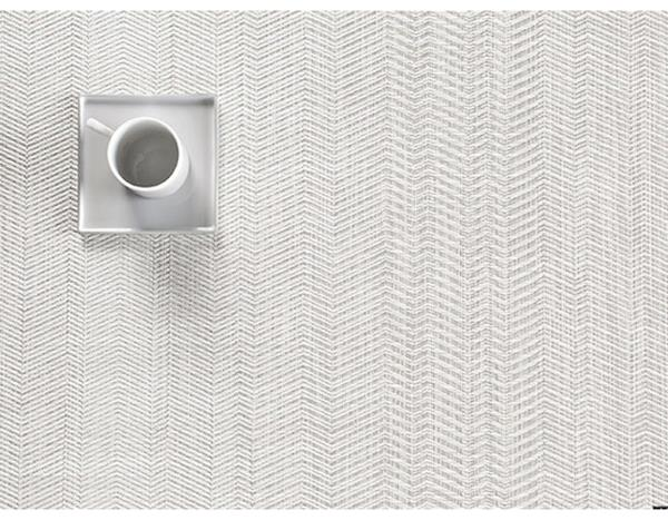 Wave placemat grey | Chilewich