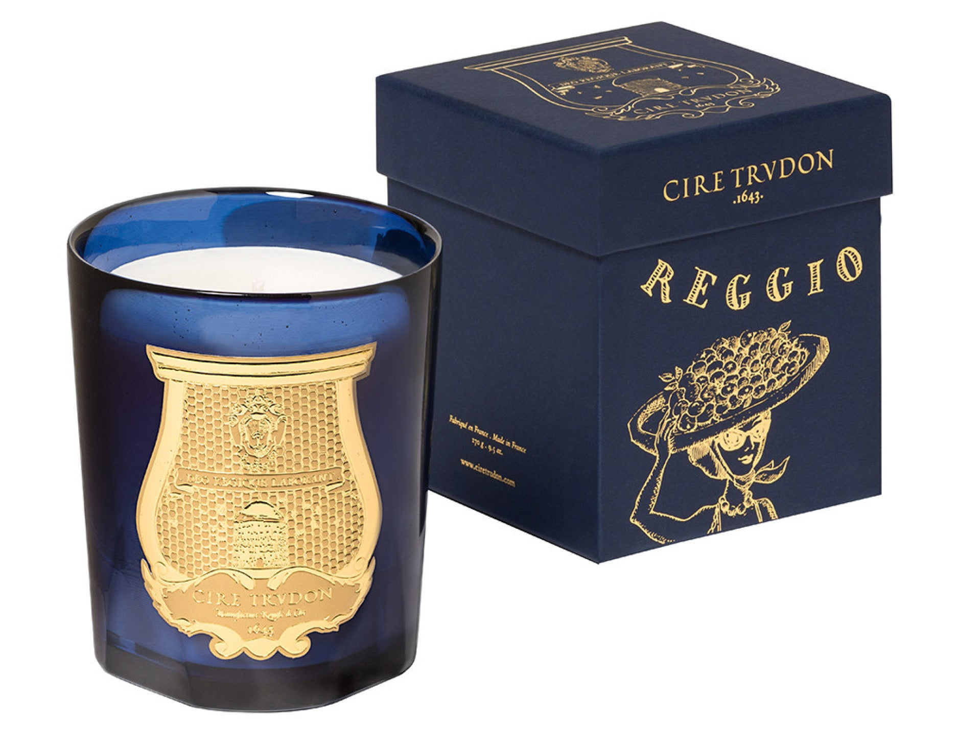 Cire Trudon - Gold Collection - Fir