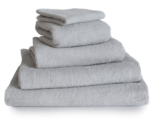 Coyuchi - Air Weight Towel Collection - Fog