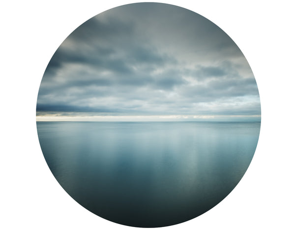 David Ellingsen - Horizon Lines - Blue Dawn