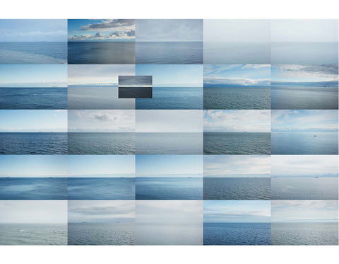 David Ellingsen - Horizon Lines Series - Distant Rain