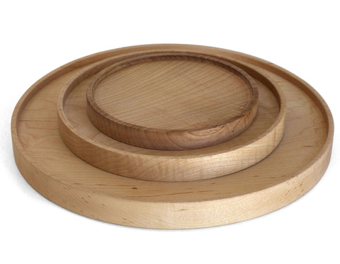 "Elise McLauchlan - Medium Tray 7"" - Maple"