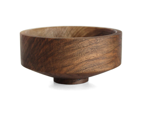 Elise McLauchlan - Medium Pot - English Walnut