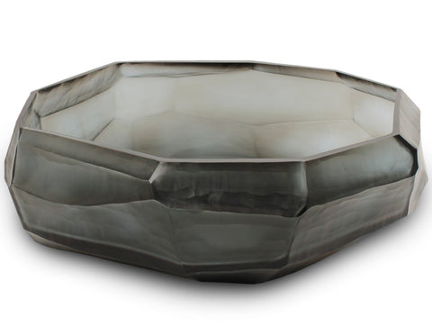 Guaxs - Karakol Bowl - Smoke Grey