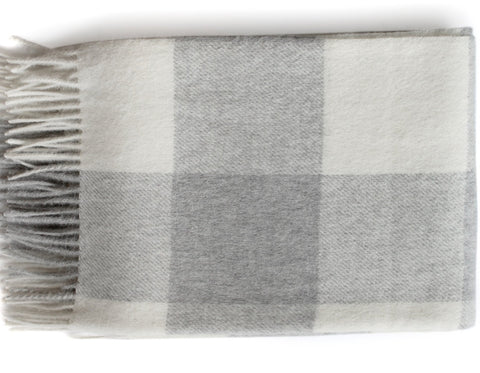 Linen Way - Cork Throw - Ivory