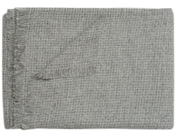 Linen Way - Rossland Throw Queen - Grey