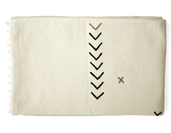 Mille et Claire - Laima Collection - Arrow Throw