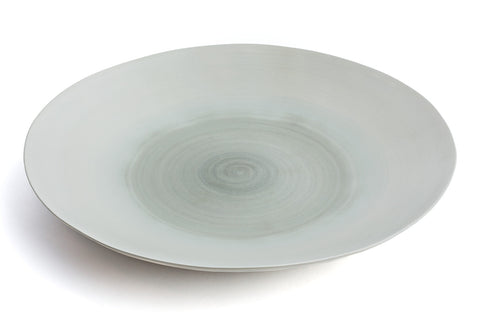 Rina Menardi - Shell Big Plate - Shaded Hemp