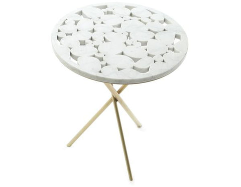 Barter - Regeneration Stool - White