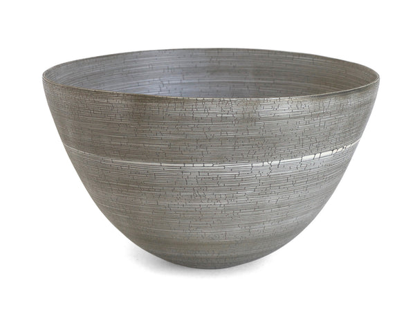 Rina Menardi - Medium Bowl - Birch Craquele