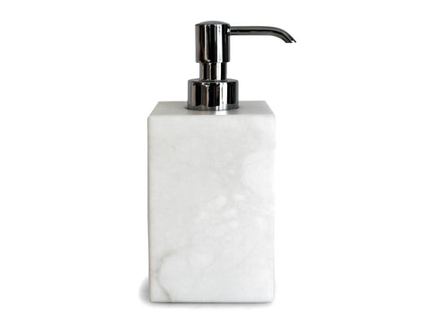 Pitti Soap Dispenser in Alabaster | Room