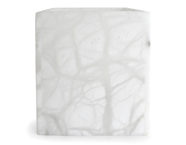 ROOM - GC Square Basket - Alabaster