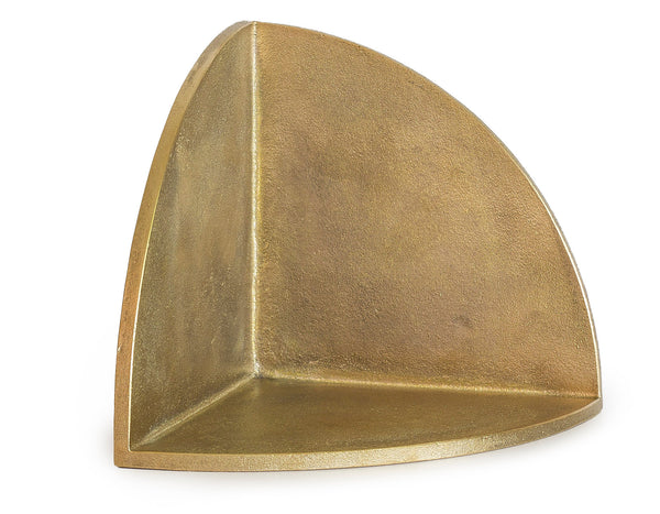 Saikai - Bookend - Brass