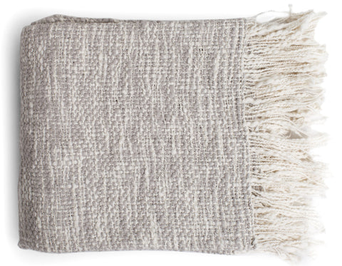 Bole Road Textiles - Turmi Pillow - Sable