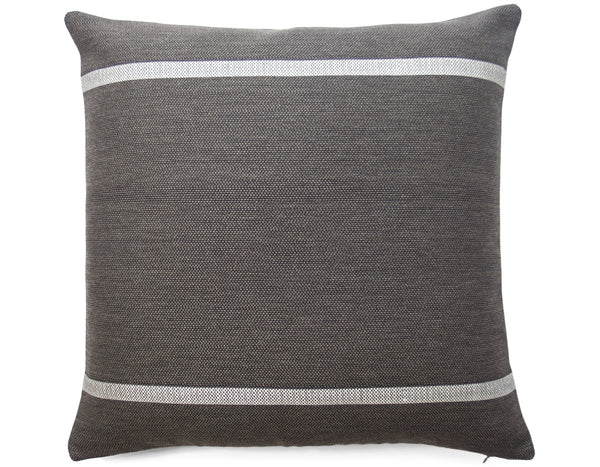 Sien + Co. - Pilar Cushion - Charcoal