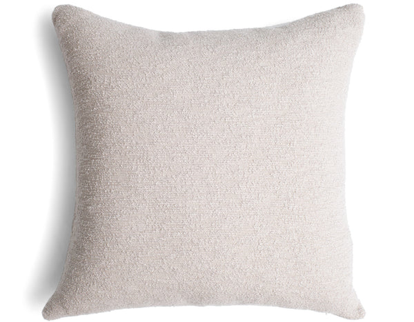 Sien + Co. - Boucle Sunbrella Cushion - Lazo Papyrus