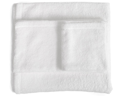 Sömn Home -  Plush Eco 100% Cotton Towels - White