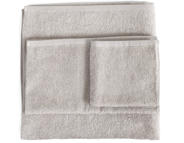 Sömn Home - Eco Cotton Bamboo Towels - Grey