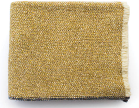 TEIXIDORS - Eco Sisteron Throw- Natural Edge