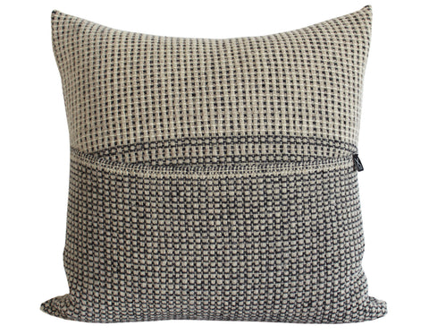 Teixidors - Hydra Cushion - Grey