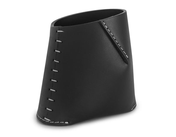 Oscar Maschera - Antonio  Pencil Holder - Black/Black