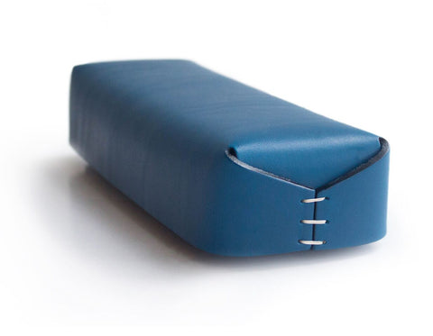 Oscar Maschera - Antonio Pencil Holder - Blue/Grey