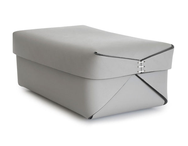 Oscar Maschera - Rectangular Box 2 - Grey
