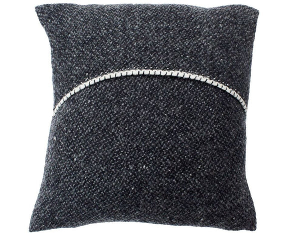TEIXIDORS - Urano Cushion - Black