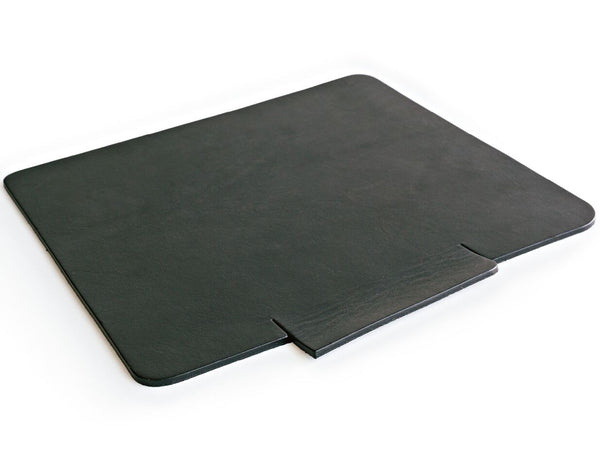 Oscar Maschera - Leather Mouse Pad- Black