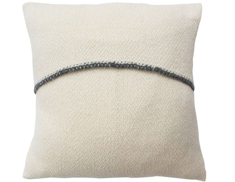 Sien + Co. - Raya Cushion - Black Stripe