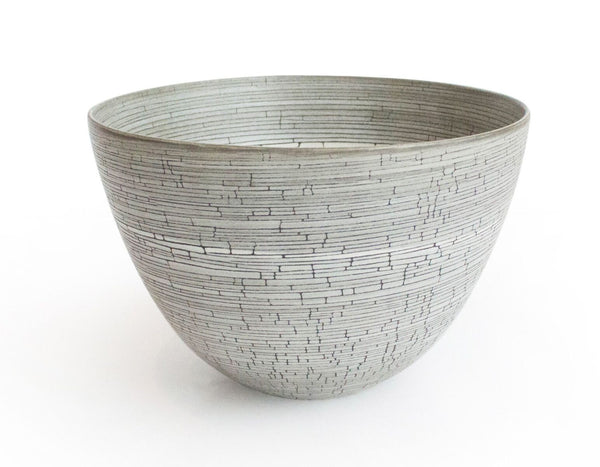Rina Menardi - Small Bowl - Birch Craquele