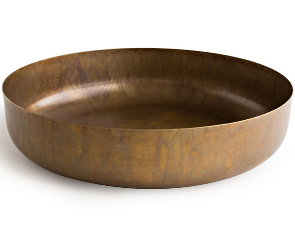 Martha Sturdy - Large Langara Bowl - Brass