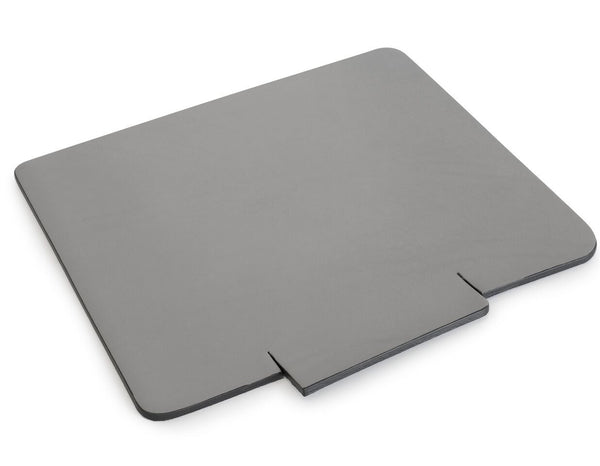 Oscar Maschera - Leather Mouse Pad - Grey