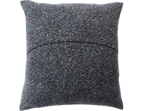 Teixidors - Time Cushion - Dark Grey & Grey