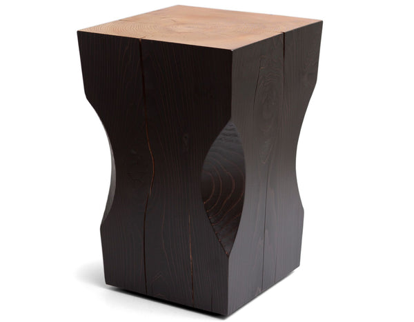 Barter - Gather Stool - Blackened
