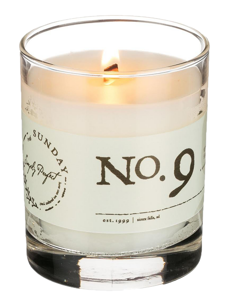 No. 9 Candle